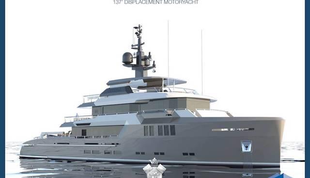 Crystal Charter Yacht