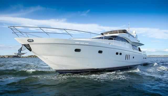 Drummer Charter Yacht - 2