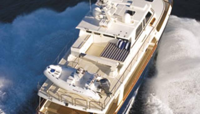 Peninsula Charter Yacht - 3