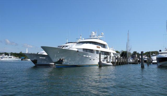 Azucar Charter Yacht - 2