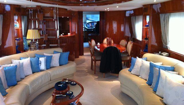 Gealmar Charter Yacht - 4
