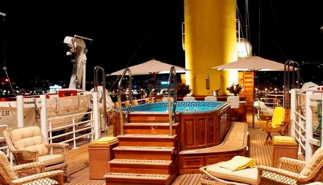 SS Delphine Charter Yacht - 2