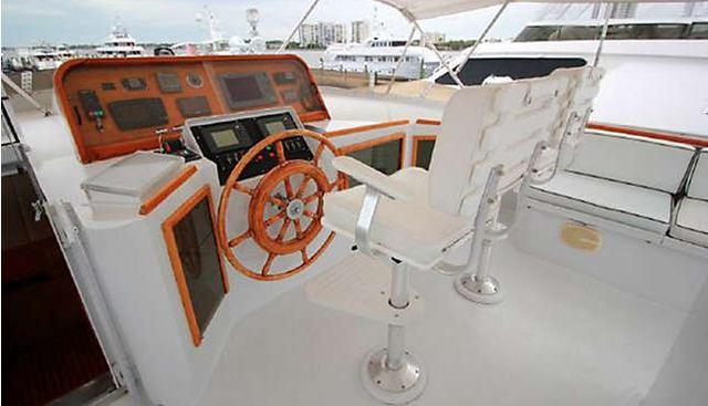 Zantino III Charter Yacht - 6