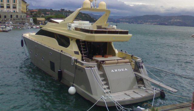 Andea Charter Yacht - 7