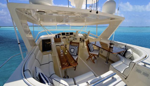 Alexandra Bear Charter Yacht - 2