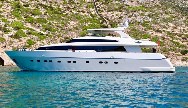 Faster Charter Yacht