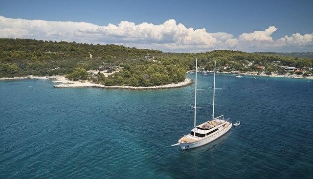 Love Story Charter Yacht