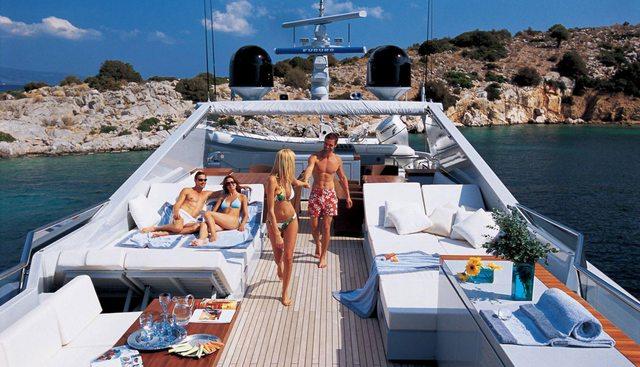 Kintaro Charter Yacht - 3