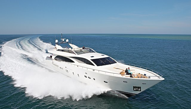 Water Toy III Charter Yacht
