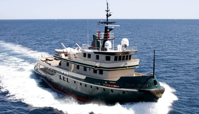 Ariete Primo Charter Yacht