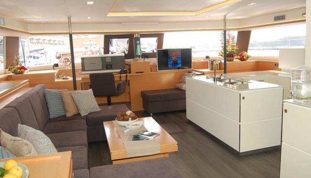 Aletheia Charter Yacht - 4