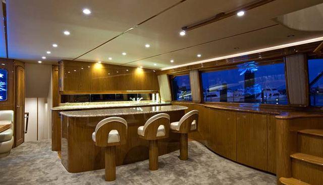 Reel Screamer Charter Yacht - 2