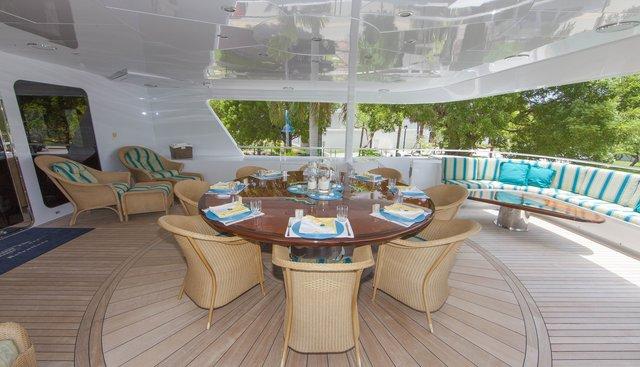 Relentless Charter Yacht - 3