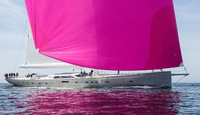 Pink Gin Charter Yacht