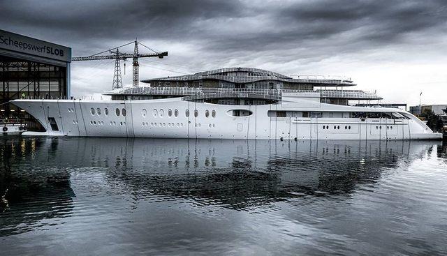 Feadship 1010 Charter Yacht
