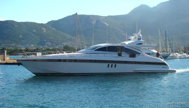 Yaluya Charter Yacht