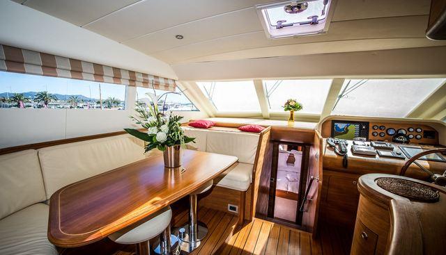 ZINA Charter Yacht - 4