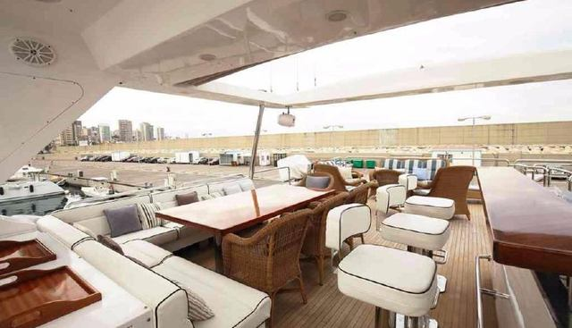 Al Bouchra Charter Yacht - 3