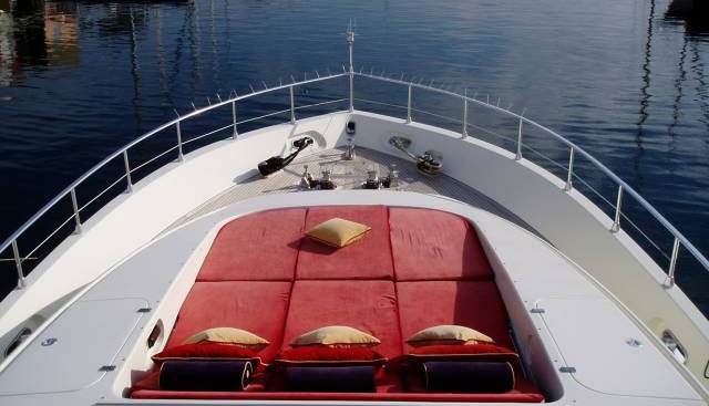 Seven Tatoo Charter Yacht - 2