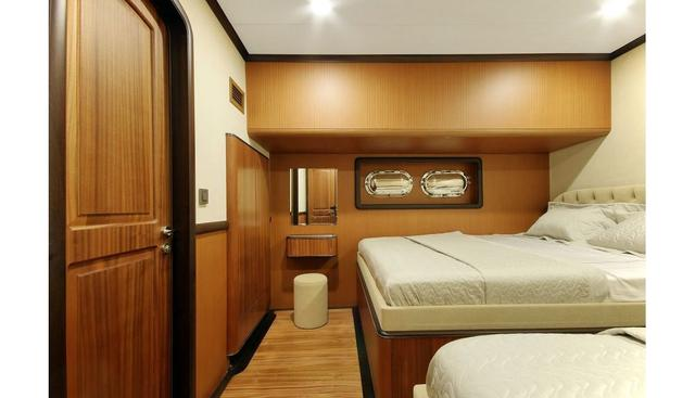 Queen of Salmakis Charter Yacht - 7