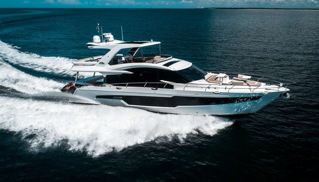 Record Year Charter Yacht