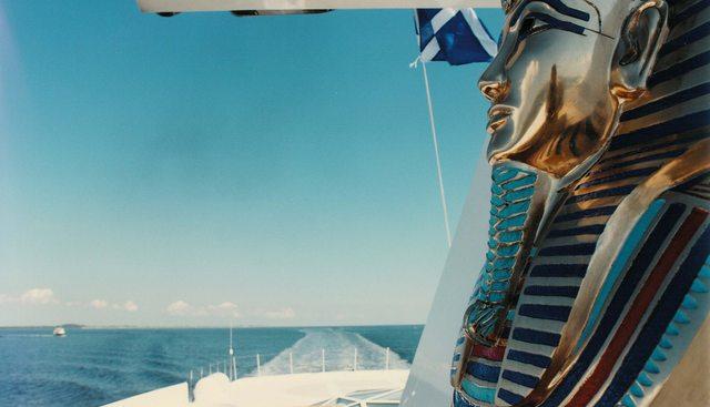 Le Pharaon Charter Yacht - 4