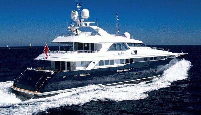 Kijo Charter Yacht