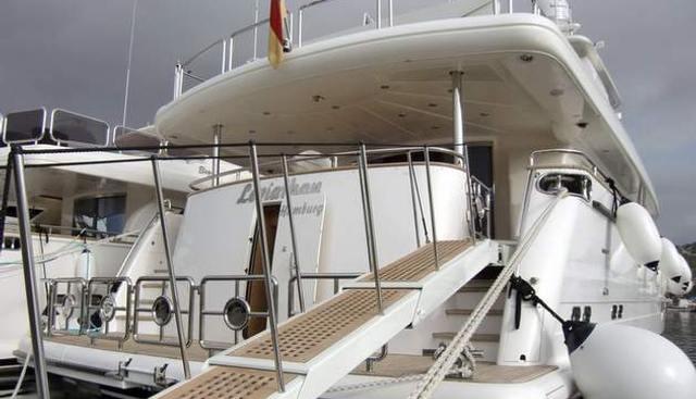 Leviathan Charter Yacht - 3