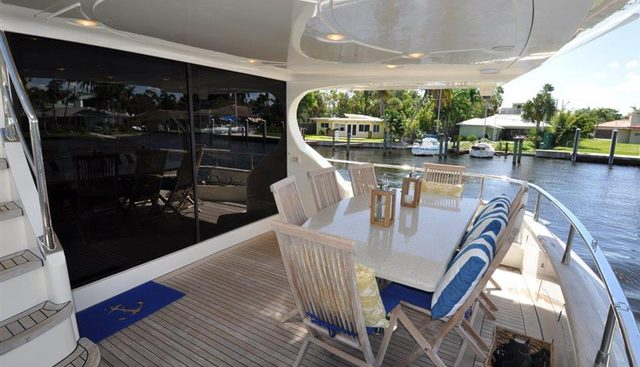Anchor Management Charter Yacht - 5