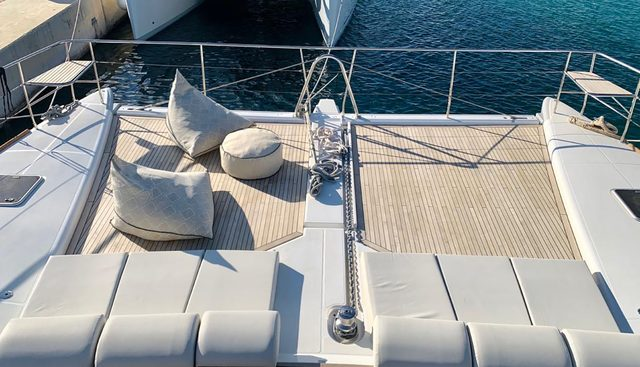 Galux One Charter Yacht - 8