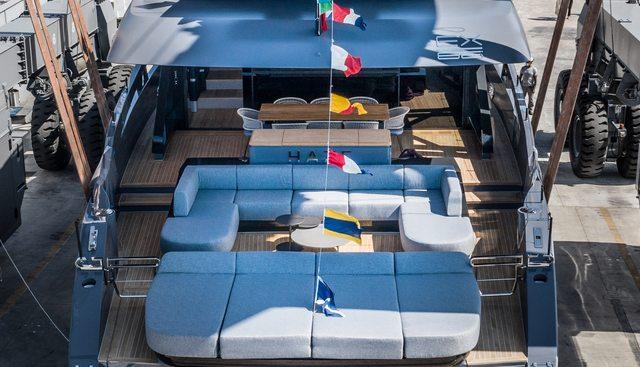 Haze Charter Yacht - 2