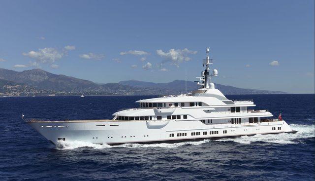 Hampshire II Charter Yacht - 5