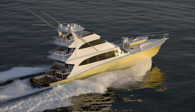 Relentless Pursuit Charter Yacht - 3