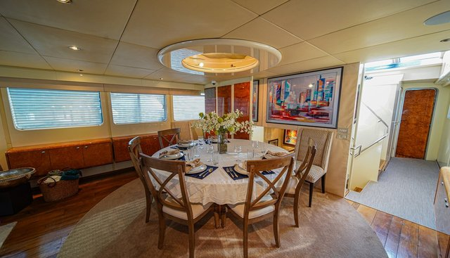 Platinum Princess Charter Yacht - 7