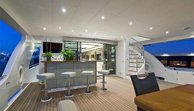 Team Galati Charter Yacht - 5