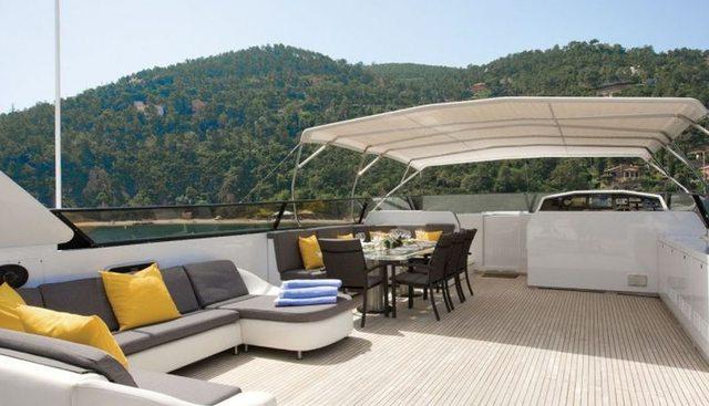 Christo HE Charter Yacht - 2