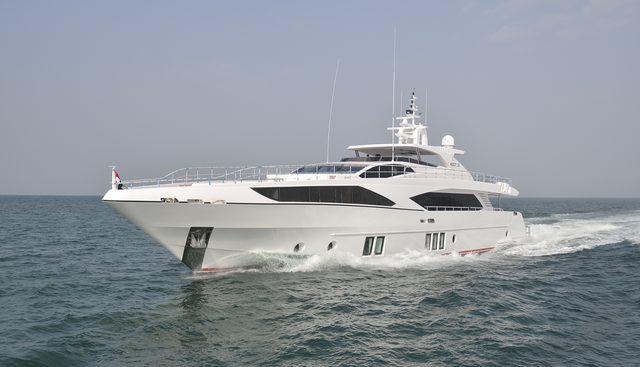 Shamal Charter Yacht