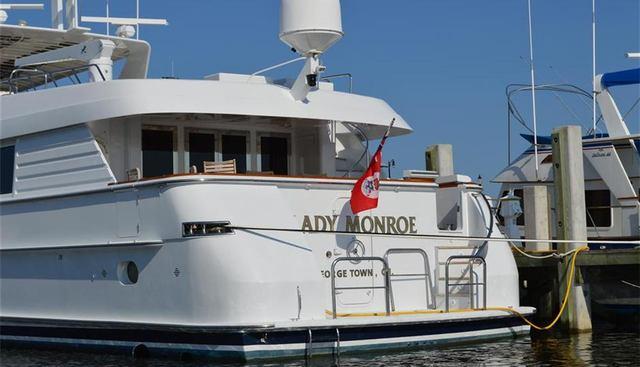 Lady Monroe Charter Yacht - 2
