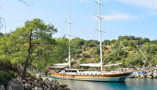 Luce Del Mare Charter Yacht