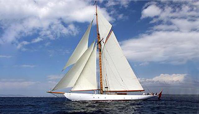 Merrymaid Charter Yacht