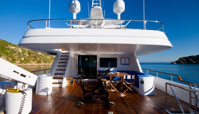 Alcor Charter Yacht - 3