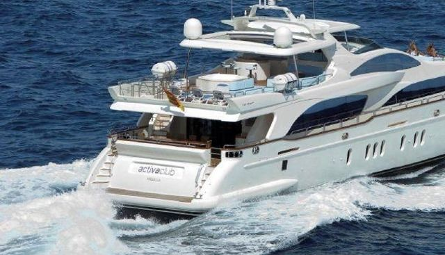 Activa Club Charter Yacht - 3
