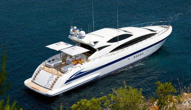 Hells Bells Charter Yacht