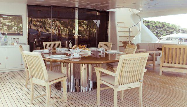 African Queen Charter Yacht - 5