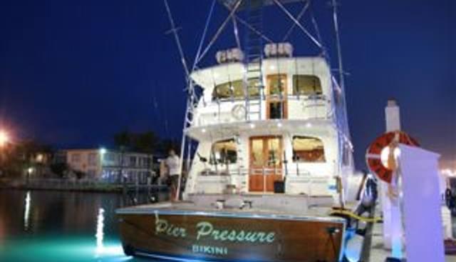 Pier Pressure Charter Yacht - 2