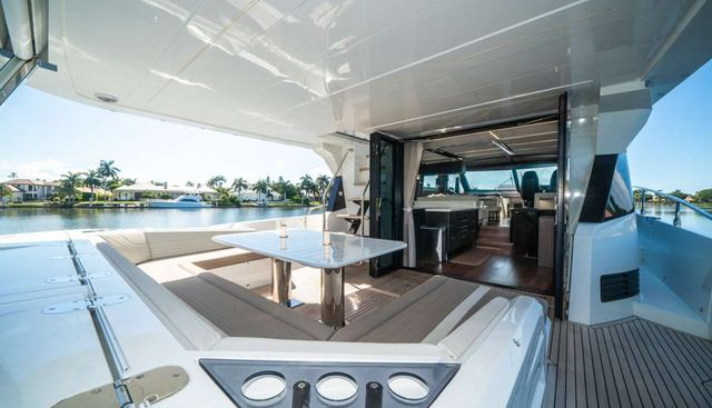 Record Year Charter Yacht - 4