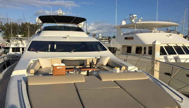 Intervention Charter Yacht - 2