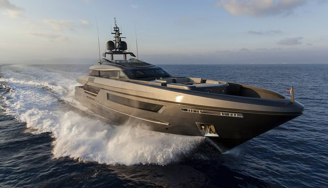 Lucky Me Charter Yacht