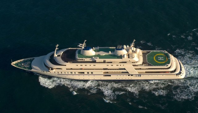 Al Said Charter Yacht - 4