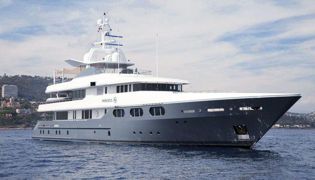Princess Too Charter Yacht - 2